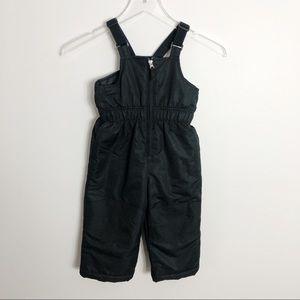 (2T) Healthtex Black Snowpants